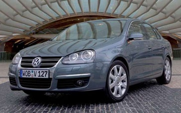 Someone I dated for 3 years drives a Jetta. Memories, memories... Need I say more? :D