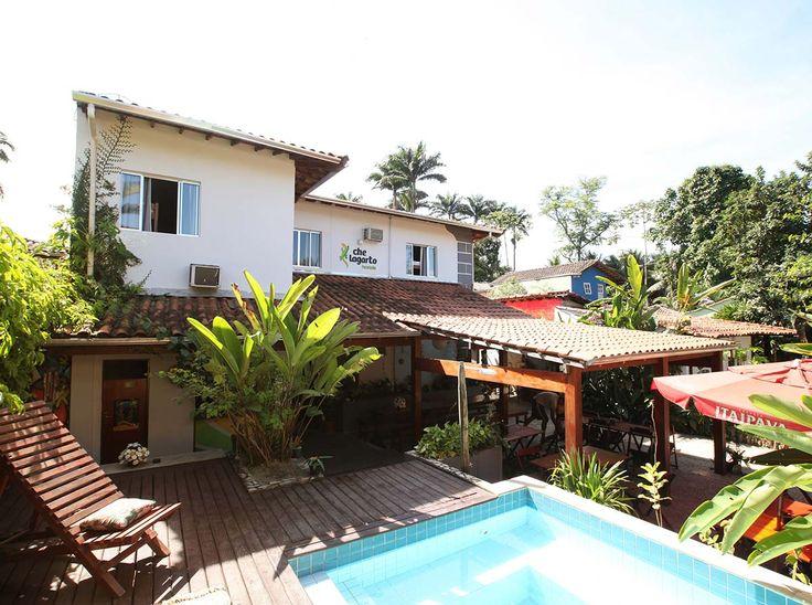 Hostels em Paraty