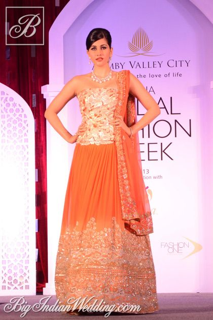 Adarsh Gill designer lehenga collection