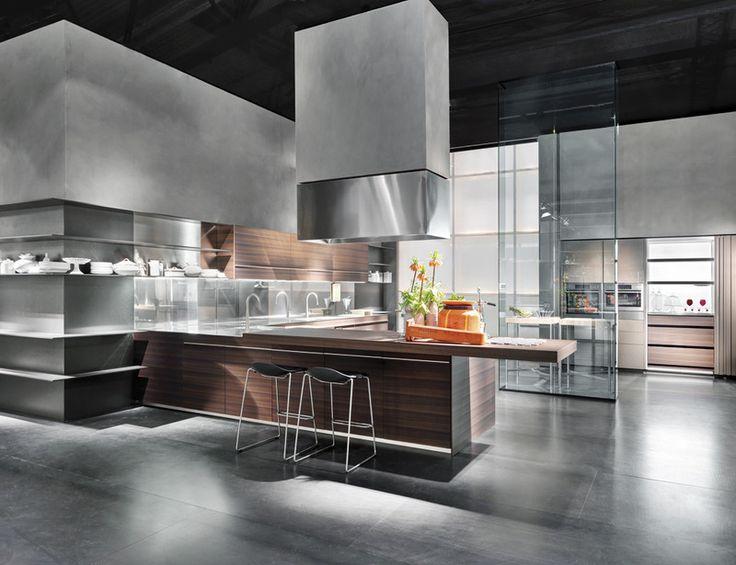 Die besten 25+ Armani kitchen Ideen auf Pinterest Modernes - geschmackvolle design ideen kleine kuche