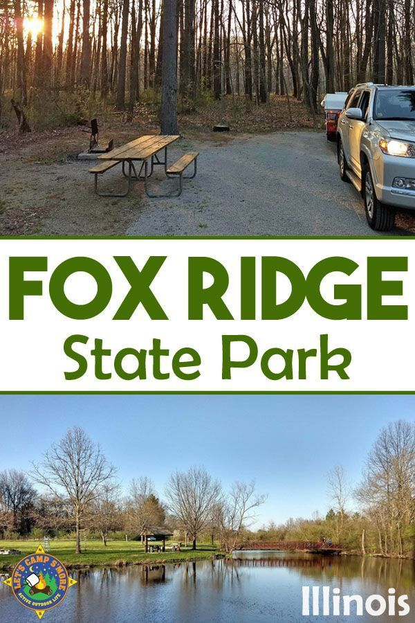 Fox Ridge State Park In Illinois Looking For Good Hiking Or Camping In Central Illinois Check State Parks Illinois State Parks Camping In Illinois