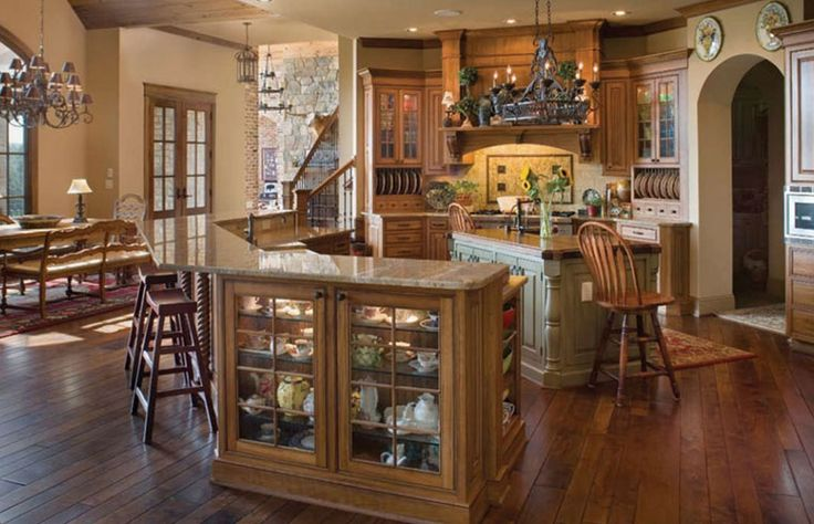 Country kitchens | Riverside Kitchen and Bath