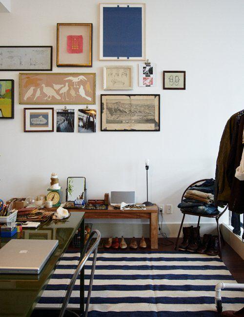 Kin Lee home, photo by Johnny Miller, in Design * Sponge book