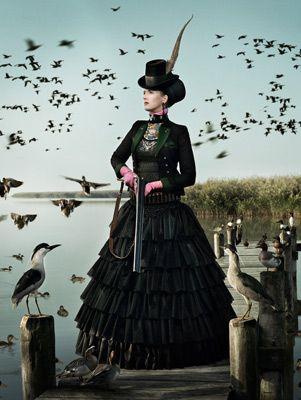 "Photo - ""ogilvy"" - Susan Bisovsky fashion"