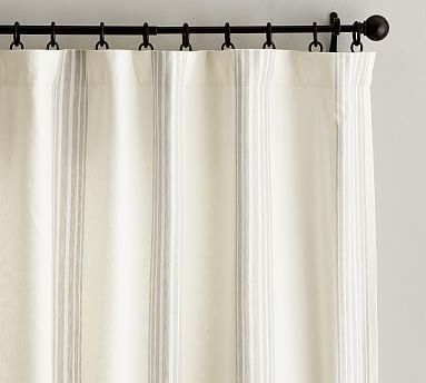 17 best images about drapes curtains linen on pinterest how to hang master bedrooms and. Black Bedroom Furniture Sets. Home Design Ideas