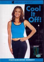Cool It Off - Debbie Siebers' Slim Series: Stretch/Recovery Workout ( DVD)  with Beachbody  Machine cleaned and shipped with tracking.    If you like my movies and prices, please pin it, thanks!