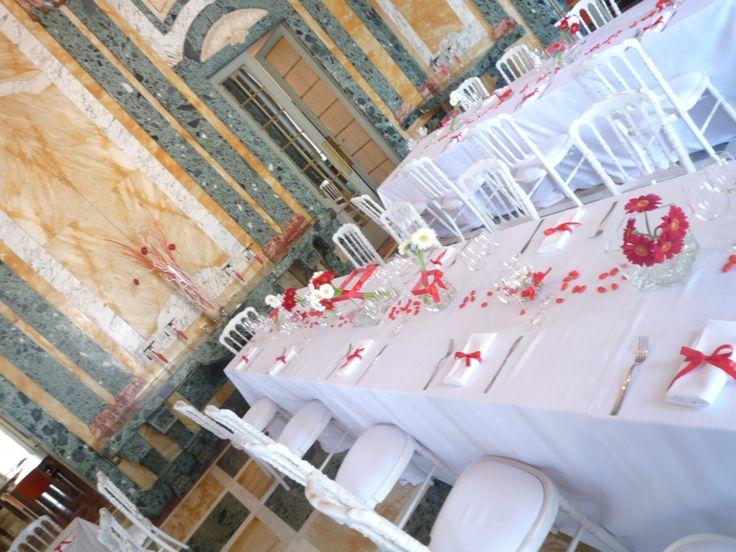 Allestimento per #Wedding. #LerianSrl ©DDay