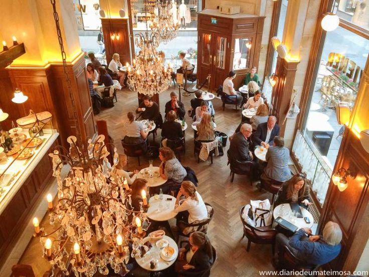 Wienercaféet: a cafeteria (quase) perfeita para o chá datarde