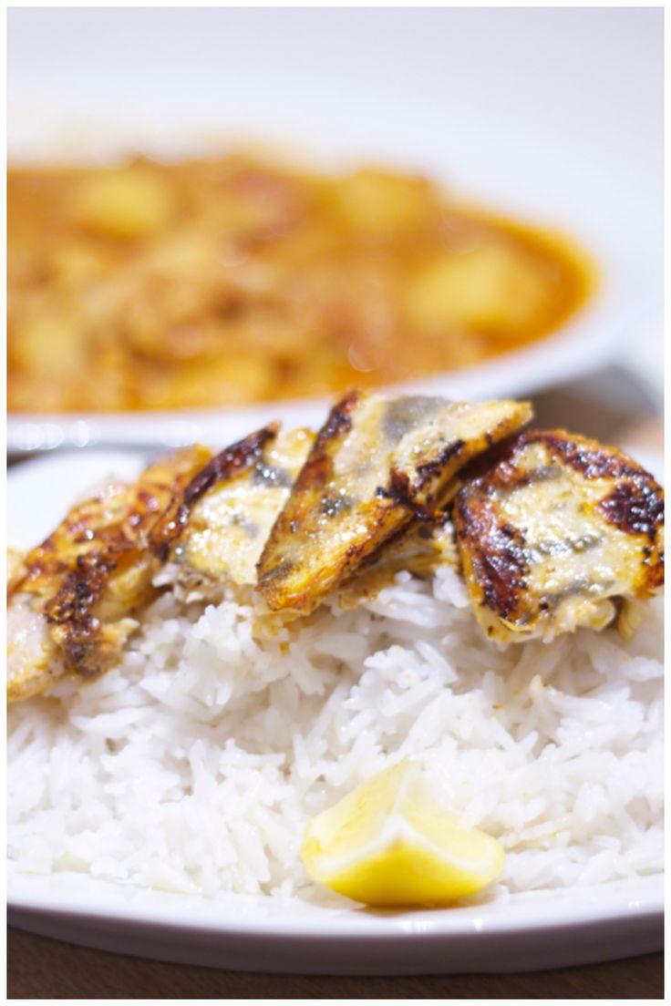Recipe | Fantastic Fischcurry | Jamie Oliver