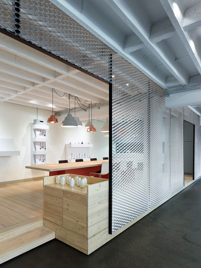 Studio Alexander Fehre has designed a new office space in Schorndorf, Germany for conveyor system company Movet.