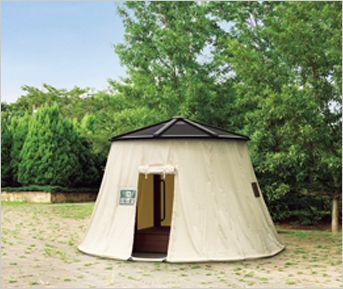 仮設テント01