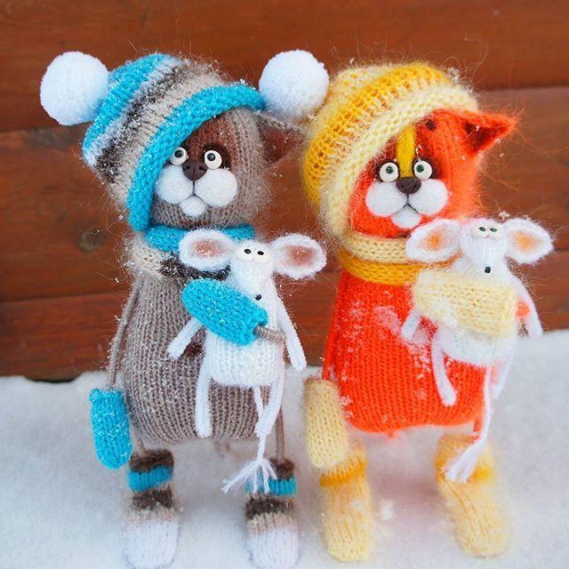 #игрушка#вяжуигрушки#вязание#weamiguru#world_best_ideas#amigurumidoll#crochettoy#frog#мастеркрафт#crocheting#crochetlove#amigurumi#детям#длядетей#амигуруми#купитьигрушку#ручнаяработа#handmade#toys_gallery#toys#monyatoys#назаказ#вязаный#мореидеи#my_handmagic_best#кот#котейка#коты сделаны на заказ#кто симпотичнее?Рыжий или коричневый?