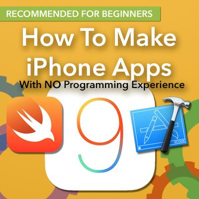 How to make an app with NO programming experience | Code With Chris – iPhone and iPad App Development Tutorials