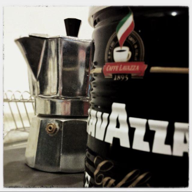 lavazza concrete espresso machine