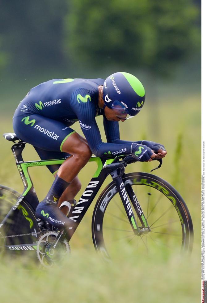Giro d'Italia 2014 - Stage 12 - Nairo Quintana (Movistar)