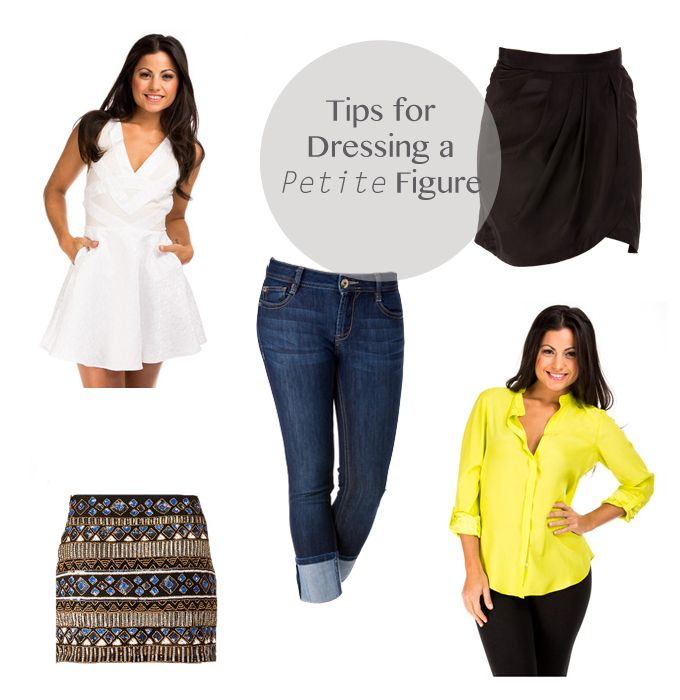 17 Best Images About Tips For Petites On Pinterest
