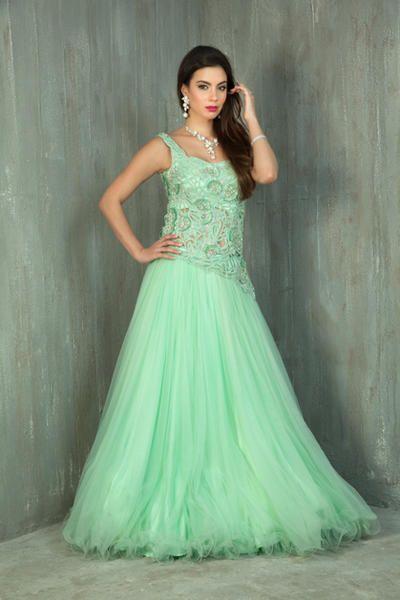 Light Green Outfits Wedding Ideas
