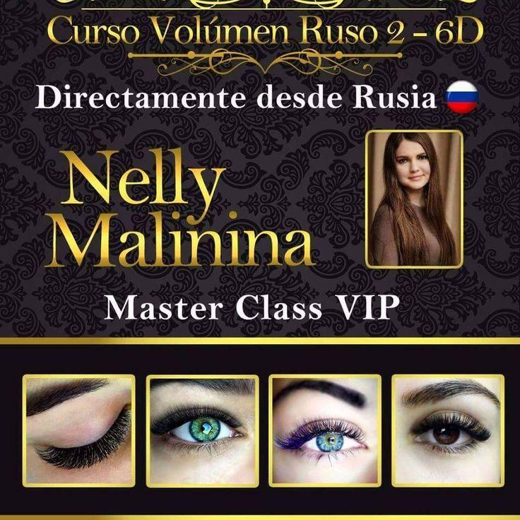Me Gusta crecer en Mi PROFESION Y APRENDER DE LAS MEJORES:  Nelly Malinina VIENE DESDE LONDRES A ESPAÑA ; A DARNOS SUS MEJORES CONOCIMIENTOS����������.... UN NUEVO CURSO PARA SEGUIR PERFECCIONANDO MI TÉCNICA Y DAR LO MEJOR EN MIS SERVICIOS.....#lashlove#lookbylinn#volumelashes#lashes#lund#fransstylist#singlelashes#lash#lashartist#lashextensions#eyelashextensions#eyeliner#eyelashes#lashaffairbyjparis#makeuptutorial#makeup#russianlashes#video#sport#nail…