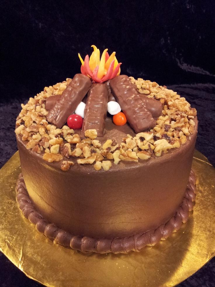 Campfire Cakes Cake Ideas And Designs