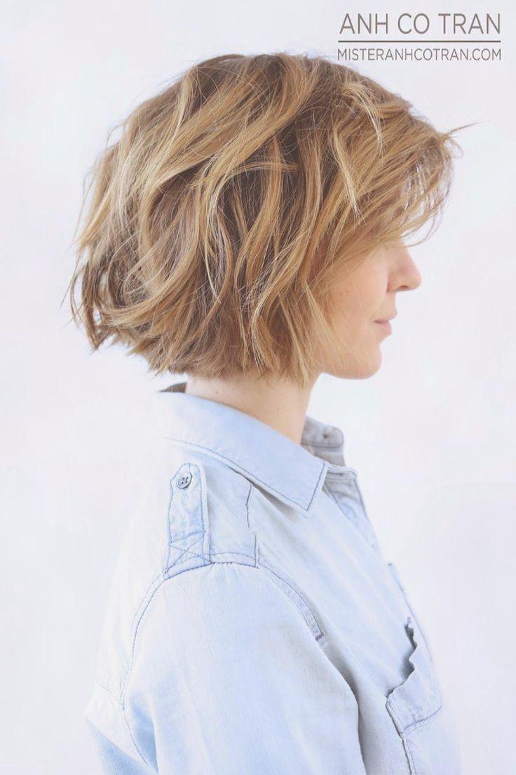 Am beliebtesten 12 Gestufte Mittellange Frisuren, …