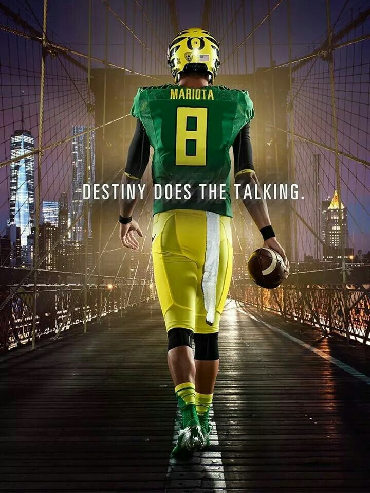 MARIOTA...  Oregon Ducks