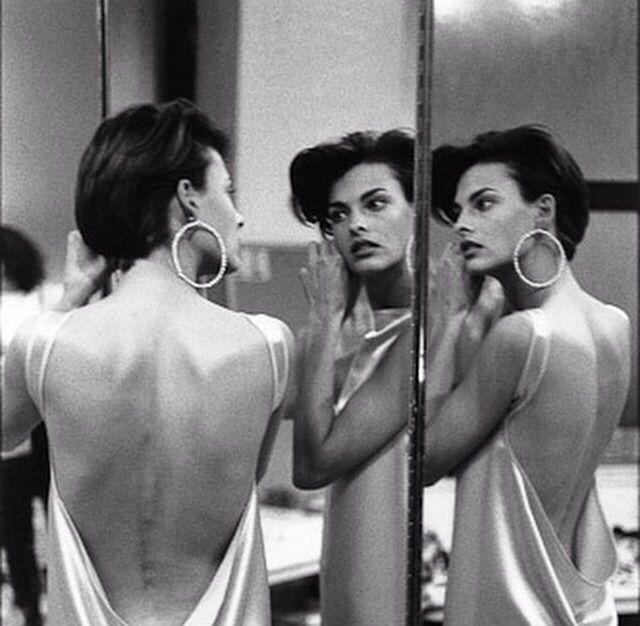 Linda. Best model ever.