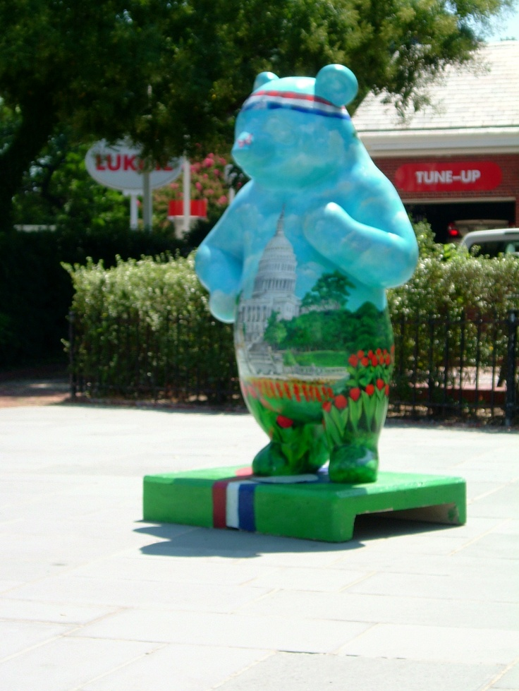 Patriot Panda, Tom Kozar Artist