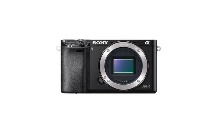 Sony Appareil photo α6000 de type E avec capteur APS-C