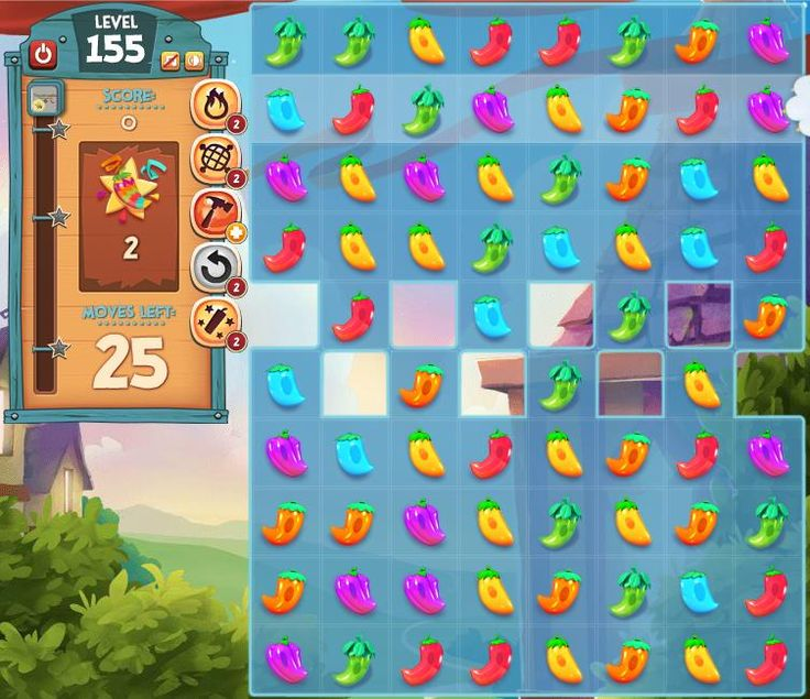 Pepper Panic Saga Level 155 - Guide With Video - http://pepperpanictips.com/pepper-panic-saga-level-155/