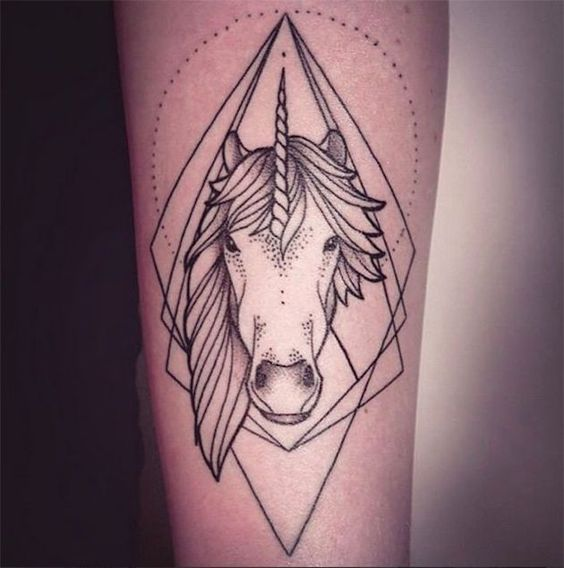 best-unicorn-tattoo:                                                       …