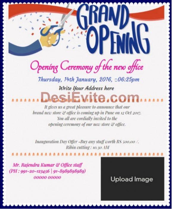 13 Fantastic Vacation Ideas For Invitation Card Format For Opening Ceremony Invitation Card Templat Undangan Undangan