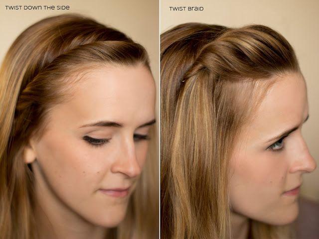 Fifteen Ways to Pin Back your Bangs