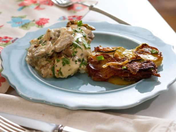 Get Company Chicken Recipe from Food Network
