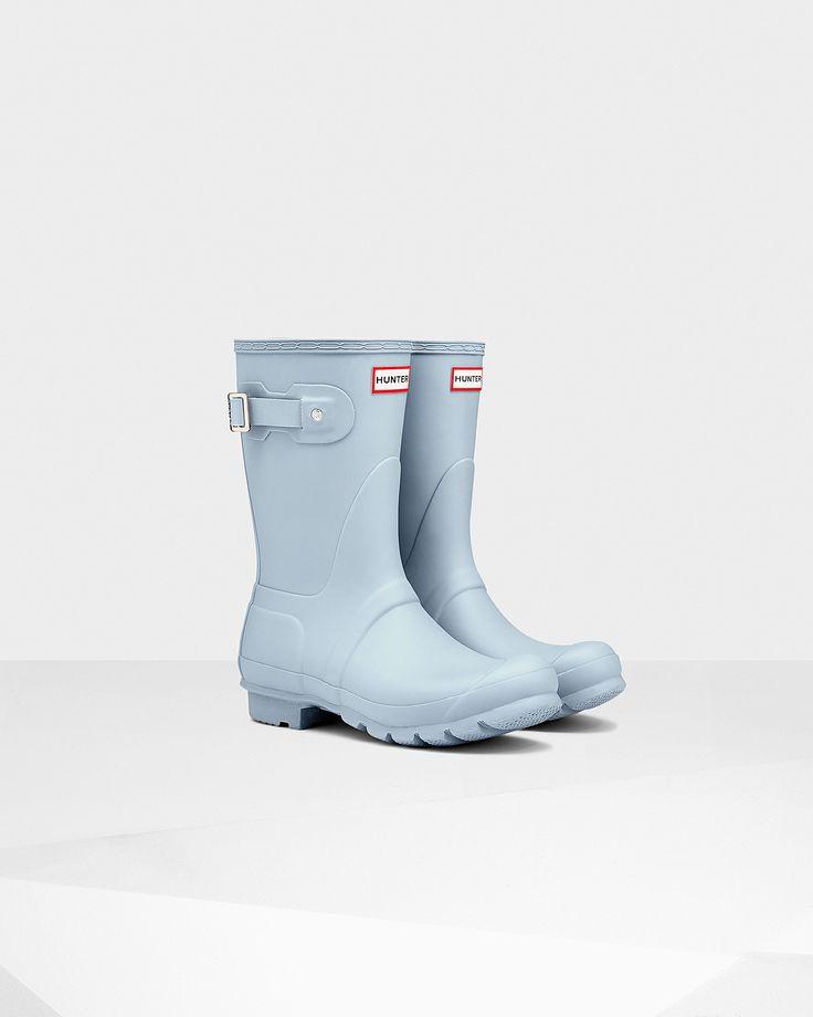 Women's Original Short Rain Boots | Official Hunter Boots Site size 10