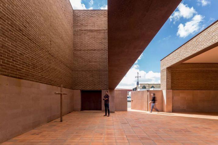 #Architecture in #Mexico - #Chapel by estudio ALA