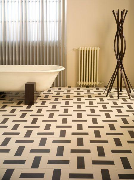 Serie 1900  es un pavimento, de la colección 1900, con apariencia de hidraulico perfecto para tu baños. | VIVES Azulejos y Gres S.A.