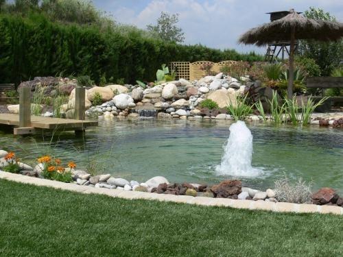 Jardineria Jardines Hermosos Garden Pool Water Outdoor
