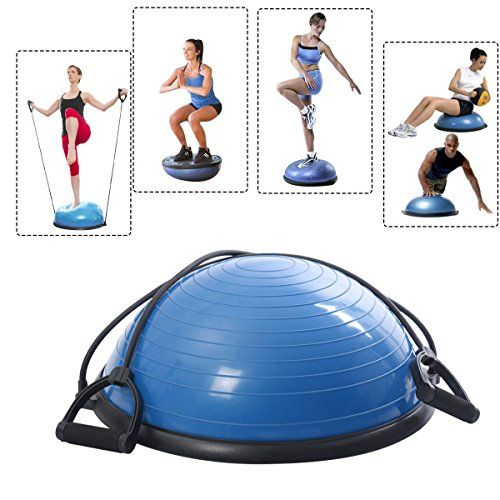 Bosu Ball For Beginners: Pin By Katie Burgin On Exercise & Health Tips