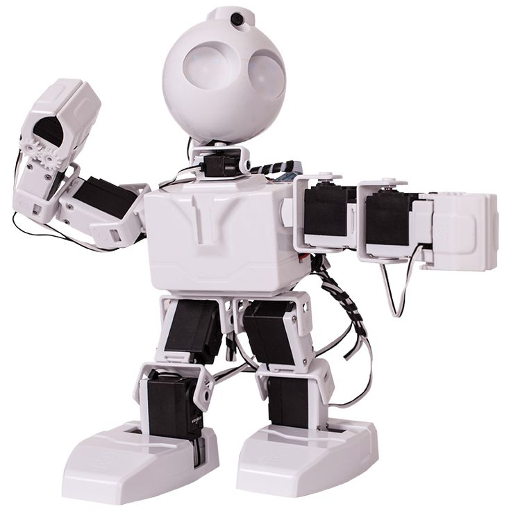 EZ-Robot teaches everyone how to build a robot with real-world capabilities using clip'n'play parts. Used in more than 10,000 robots world-wide for product r&d, hobbyist experimentation and STEM education.