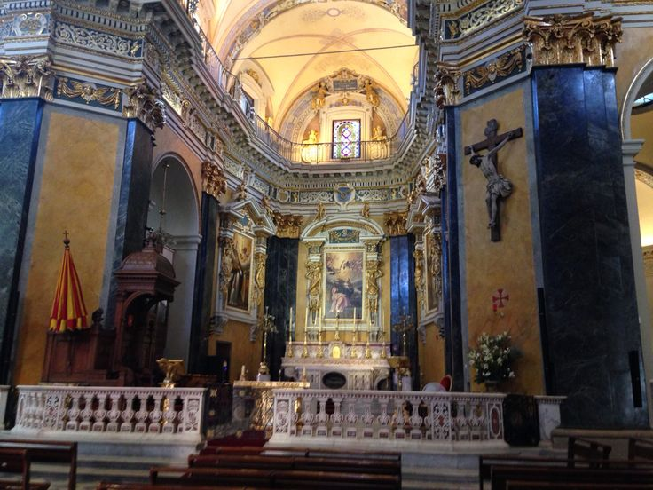 Sainte Reparate, Nice