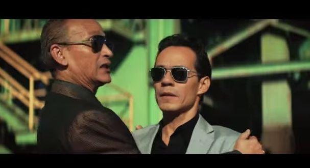 Ex Novia de CR7 en nuevo video de Marc Anthony y Romeo Santos | A Son De Salsa