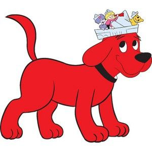 Clifford The Big Red Dog Lots Of Acitivites And