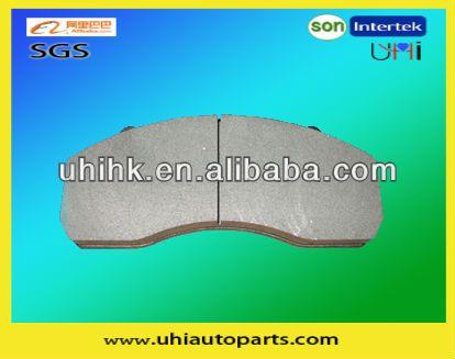 Auto/Car Brake Pads 29120 factory/producer for Car Scania 4 series