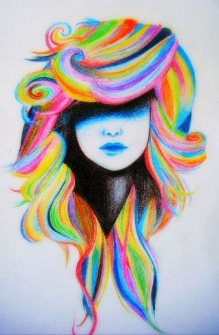 This Can Be Done With Chalk And Crayon But It 39 S Cool How