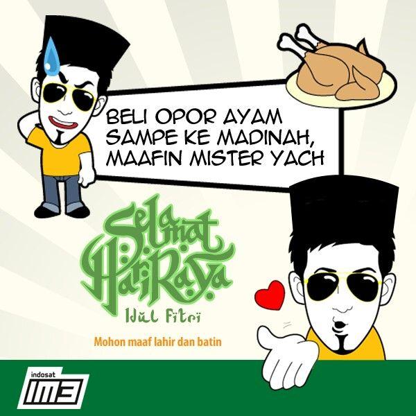Selamat Hari Raya Idul Fitri 1 Syawal 1434 H Minal Aidin