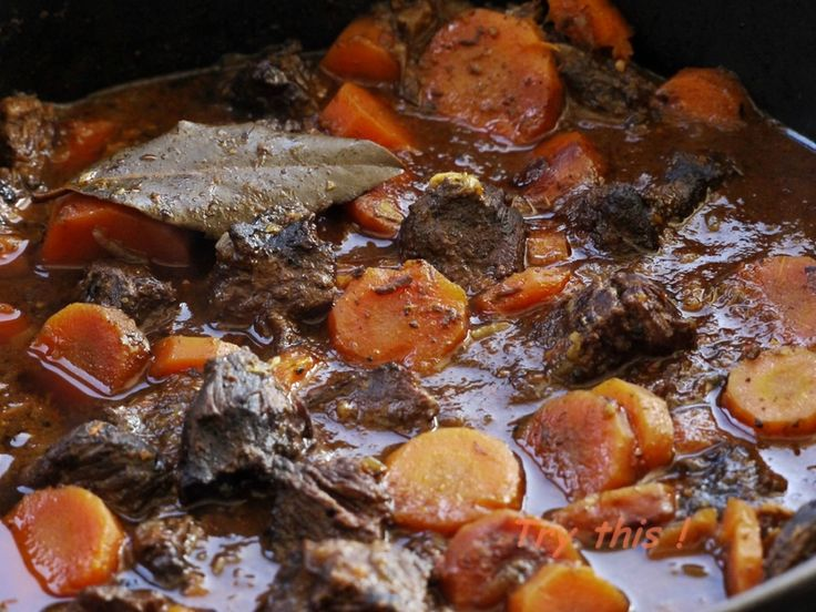 best 25+ daube de boeuf ideas on pinterest | daube, daube boeuf