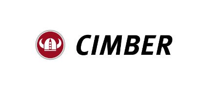 Cimber Sterling Logo. (DANISH).