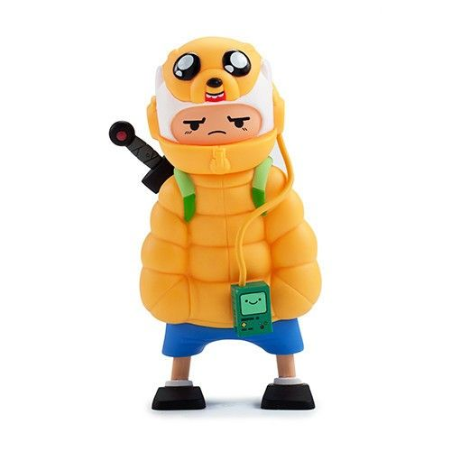 Adventure Time Puff Jake N Lil Finn Cartoon network vinyl