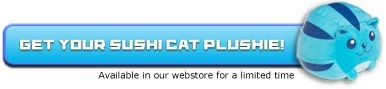 Sushi Cat 2 The Great Purrade | Puzzle & Skill Games | Play Free Games Online at Armor Games
