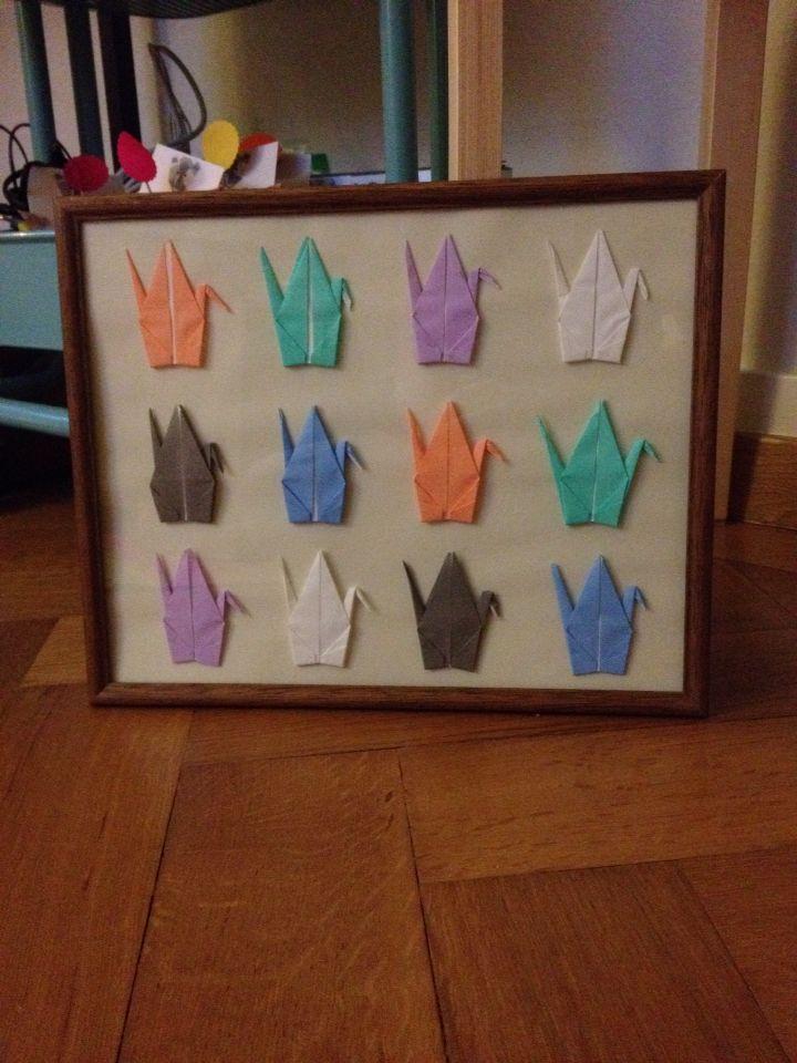 Origami frame by www.atelier171.com